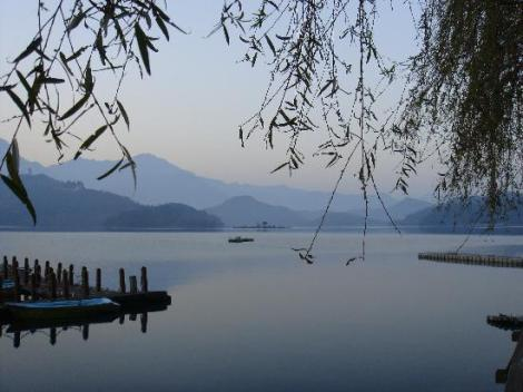 Sun Moon Lake à Taiwan prise par ETINS sur TripAdvisor.fr