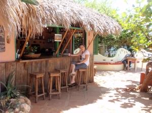 En vacances en Jamaïque