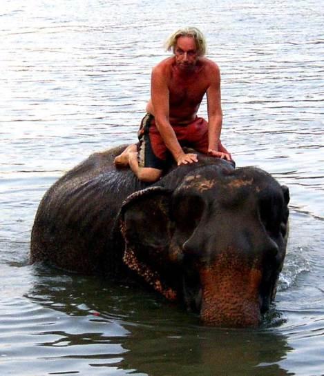 ganeshapark et ses éléphants