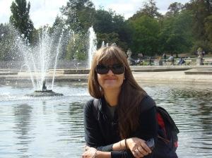 Elisa à Kensington