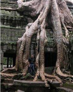 Huow-Temple d'Angkor