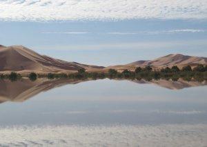 Grande dune de Merzouga, Maroc