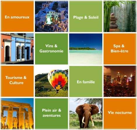 Traveller's Choice des meilleures destinations au monde et en Europe