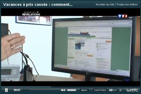 Jean da Luz sur TF1