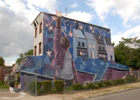 Programme d'Arts Muraux, Philadelphie