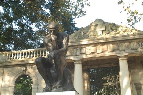 Musée Rodin : le Penseur