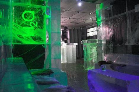 Hôtel 27 - ice bar