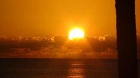 Coucher de soleil, Negril